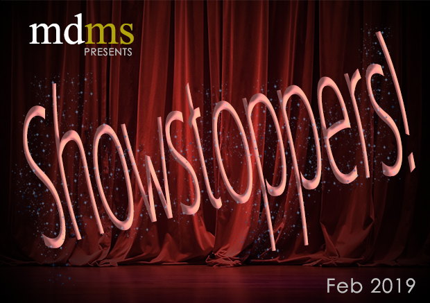 mdms presents Showstoppers